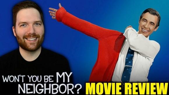 Chris Stuckmann - Won't you be my neighbor? - movie review