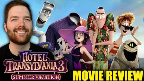 Chris Stuckmann - Hotel transylvania 3: summer vacation - movie review