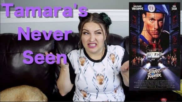 Channel Awesome - Street fighter - tamara's never seen