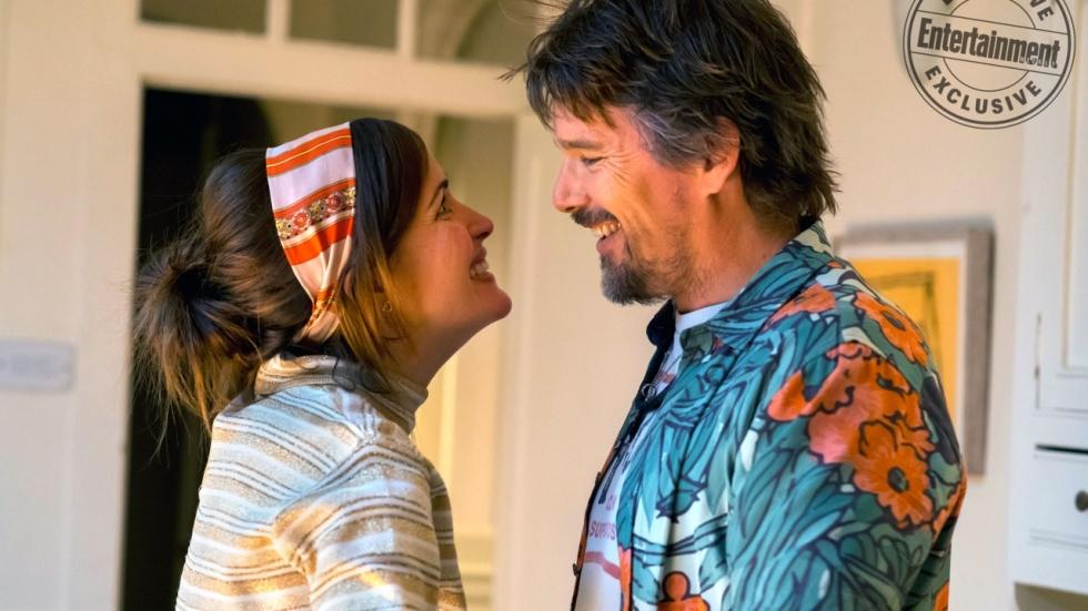 Trailer muzikale komedie 'Juliet, Naked' met Rose Byrne en Ethan Hawke