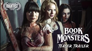 Book of Monsters (2018) video/trailer