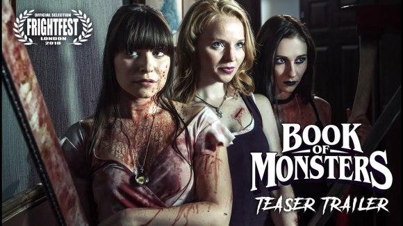 Book of Monsters - teaser trailer
