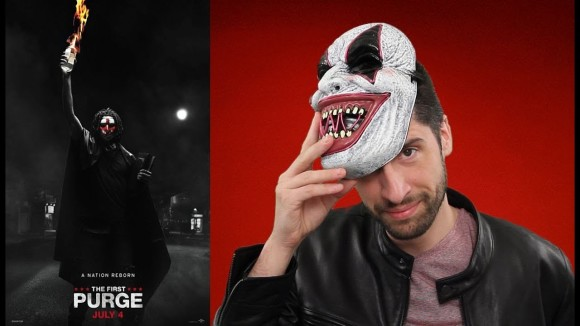Jeremy Jahns - The first purge - movie review