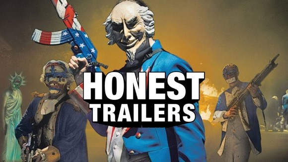 ScreenJunkies - Honest trailers - the purge