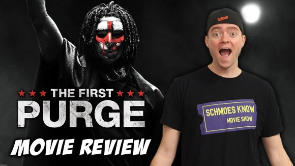 Schmoes Knows - The first purge movie review