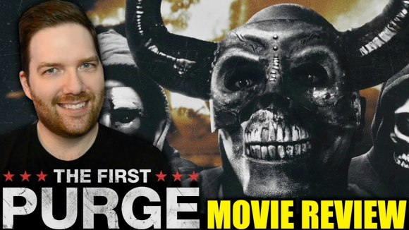Chris Stuckmann - The first purge - movie review