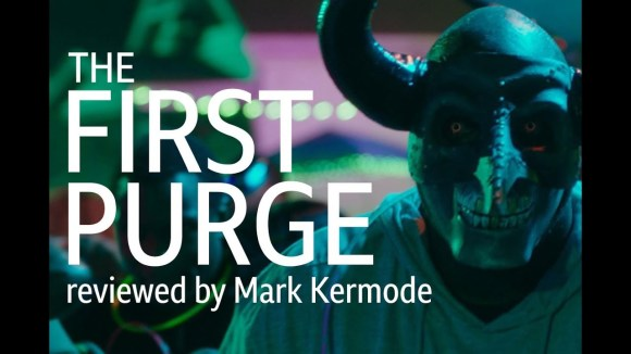 Kremode and Mayo - The first purge reviewed by mark kermode