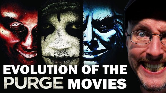 Channel Awesome - The evolution of the purge movies - nostalgia critic
