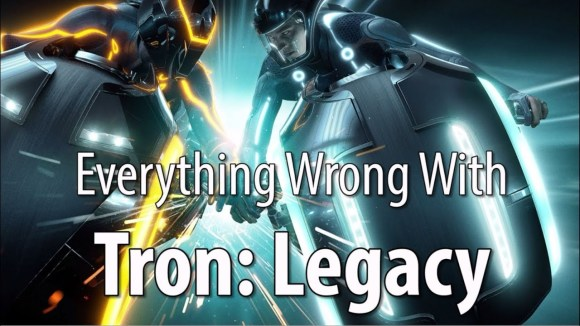 CinemaSins - Everything wrong with tron legacy in 16 minutes or less
