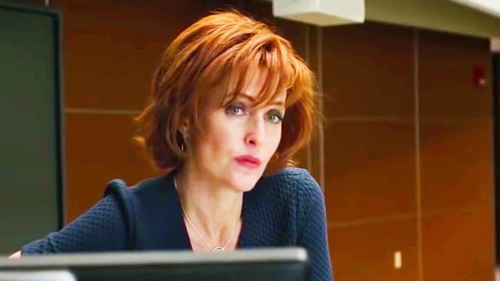 Vreselijke trailer 'UFO' met 'X-Files'-ster Gillian Anderson