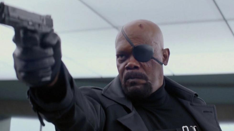 Samuel L. Jackson krijgt digitale verjongingskuur in 'Captain Marvel'