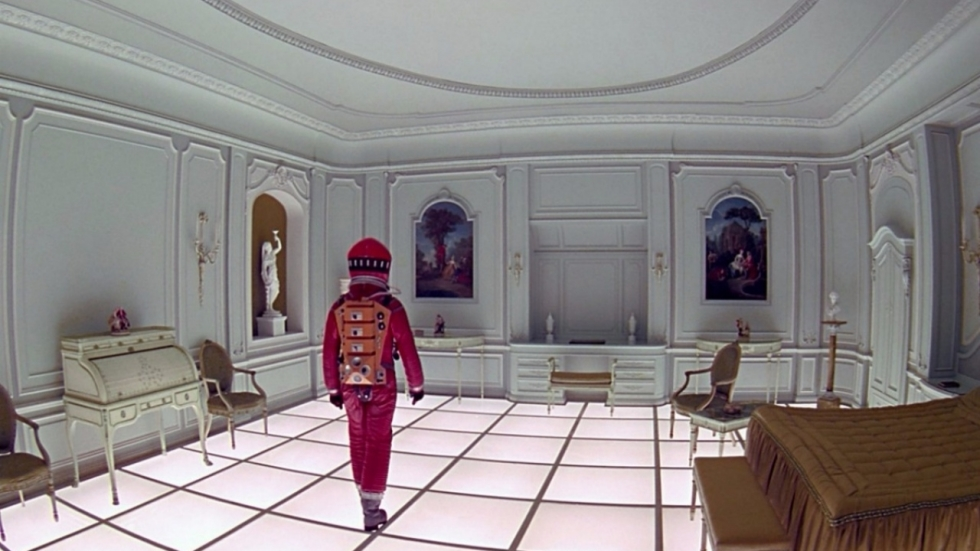 Must-see: Kubrick legt einde '2001: A Space Odyssey' uit