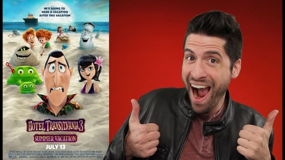 Jeremy Jahns - Hotel transylvania 3: summer vacation - movie review