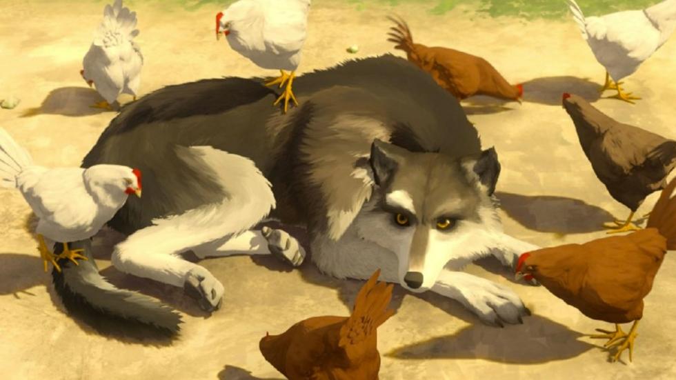 Eerste trailer Netflix-animatiefilm 'White Fang'