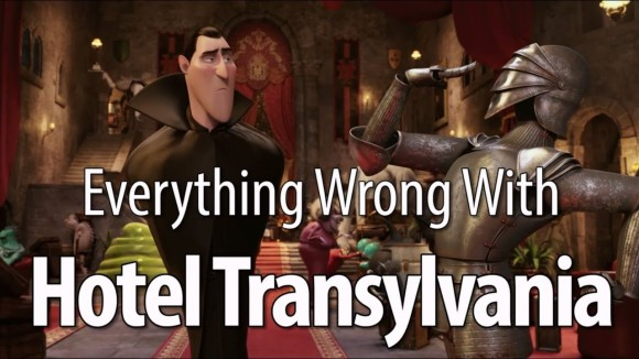 CinemaSins - Everything wrong with hotel transylvania in 11 minutes or less