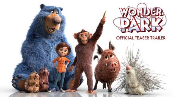 Wonder Park - official teaser trailer