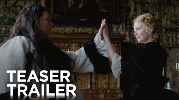 The Favourite - teaser trailer