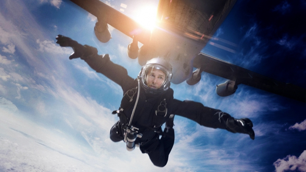 Cruise springt uit vliegtuig in nieuwe clip 'Mission: Impossible - Fallout'