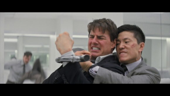 Mission: Impossible - Fallout - Clip: Bathroom Fight