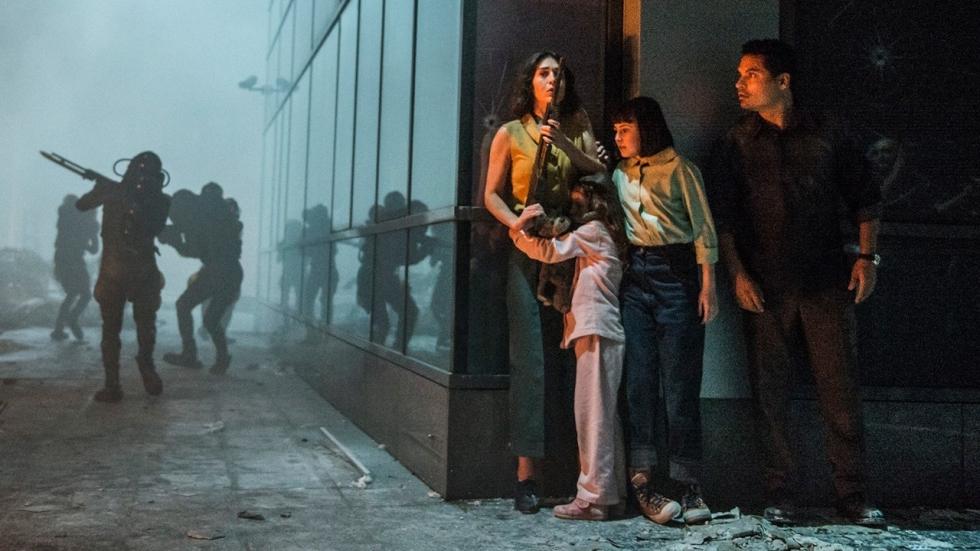 Oorlog in trailer Netflix-film 'Extinction'
