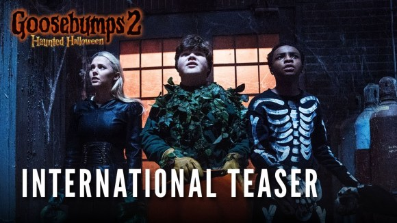 Goosebumps: Horrorland - international teaser