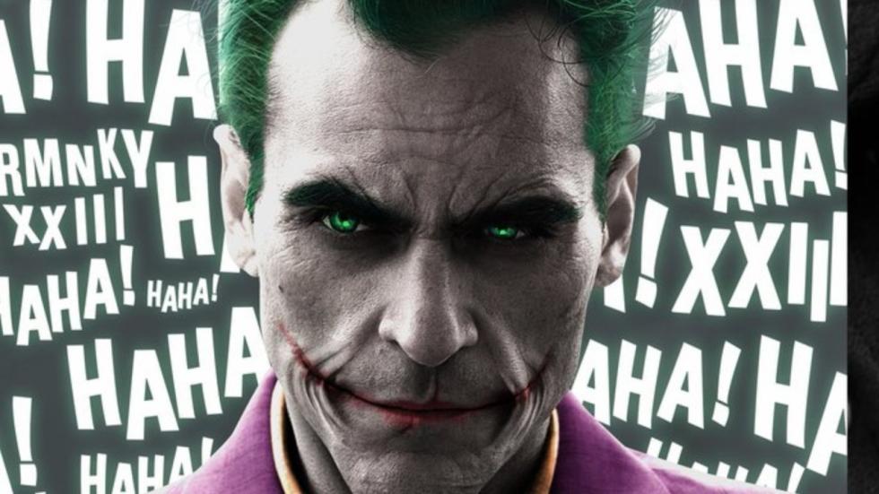 Joaquin Phoenix is doodsbang om The Joker te spelen