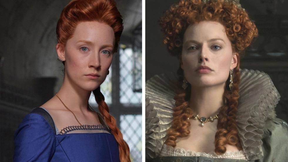 Strijd om de troon in trailer en posters 'Mary Queen of Scots'