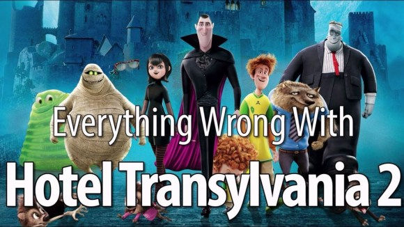CinemaSins - Everything wrong with hotel transylvania 2 in 13 minutes or less
