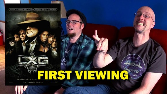 Channel Awesome - The league of extraordinary gentlemen - first viewing