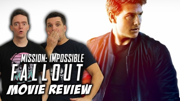 Schmoes Knows - Mission: impossible fallout movie review