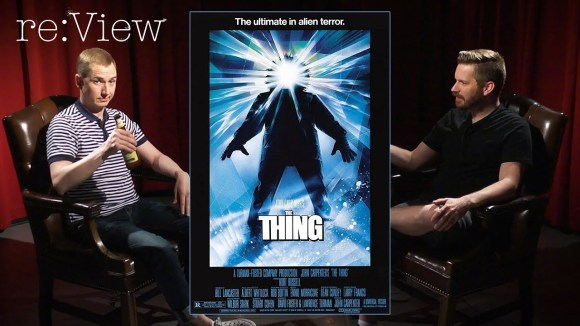 RedLetterMedia - John carpenter's the thing - re:view