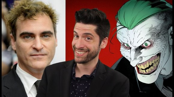 Jeremy Jahns - Joaquin phoenix is the joker - my thoughts