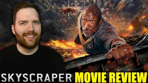 Chris Stuckmann - Skyscraper - movie review