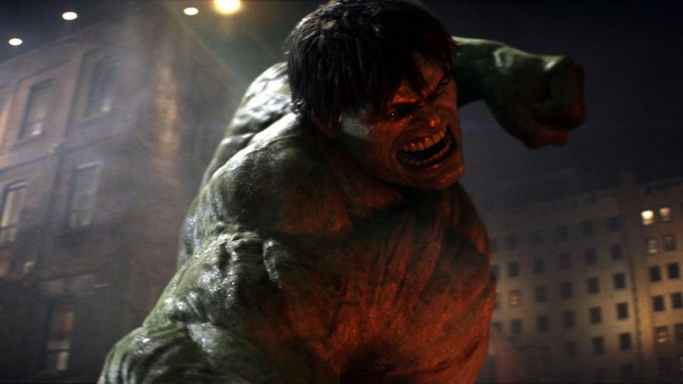 Edward Norton zet 'The Incredible Hulk' op zijn plaats