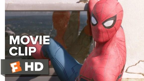 Spider-Man: Homecoming - Clip 4: Washington Monument