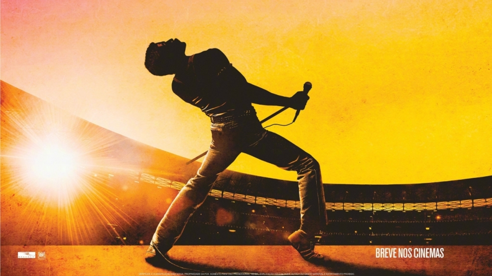 Grootse trailer 'Bohemian Rhapsody' over Freddie Mercury en Queen!
