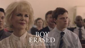 Boy Erased (2018) video/trailer