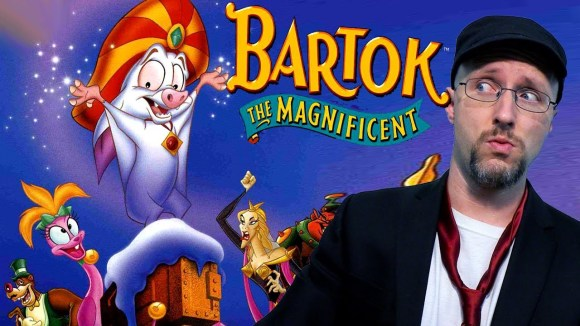 Channel Awesome - Bartok the magnificent – nostalgia critic