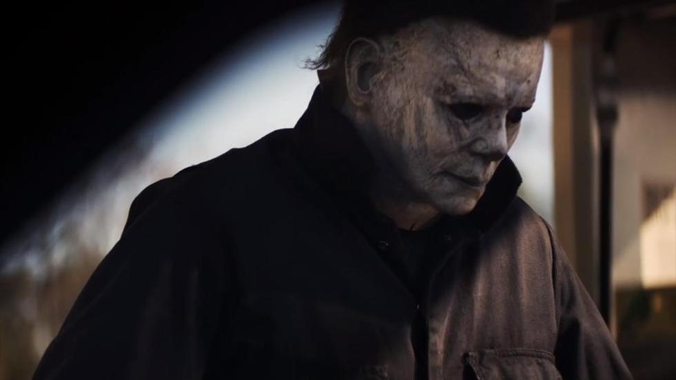 Michael Myers op Comic Con-poster 'Halloween'