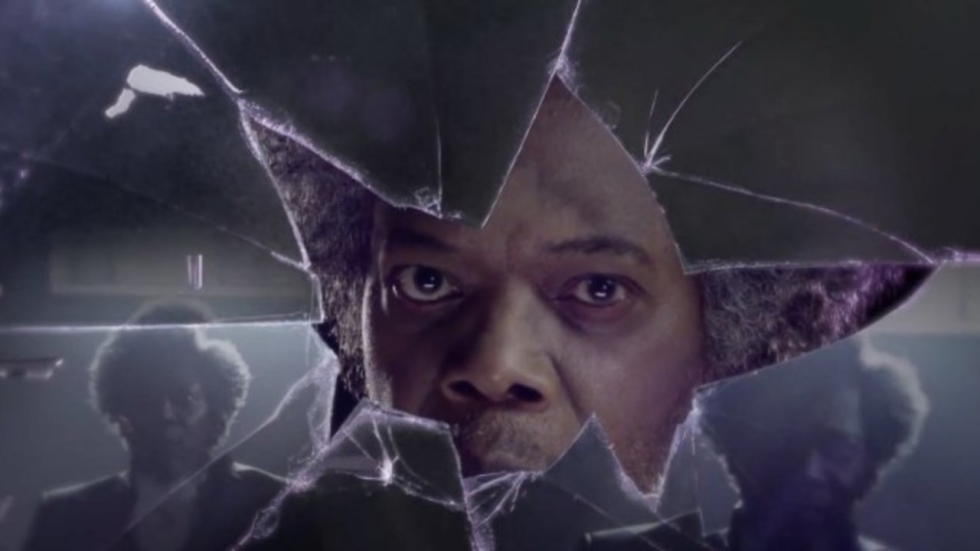 Elijah Price in teaser 'Glass'