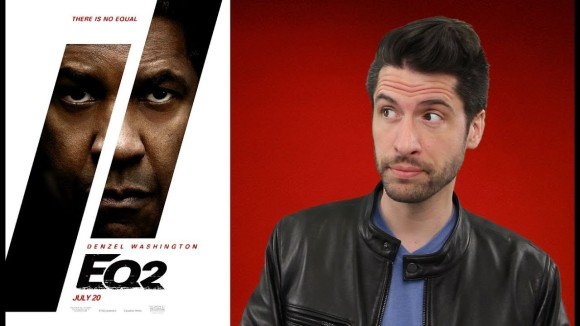Jeremy Jahns - The equalizer 2 - movie review