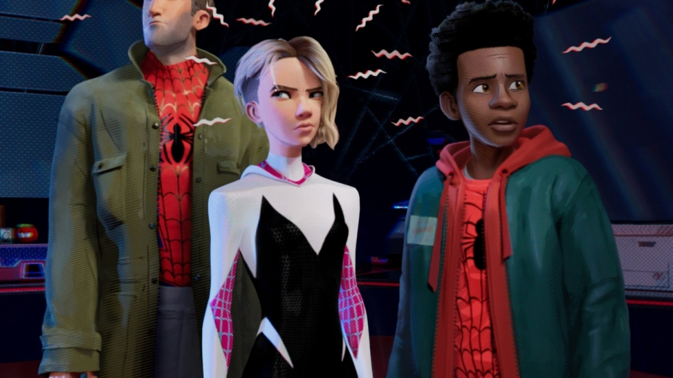 Nog meer Spider-Men in 'Spider-Man: Into the Spider-Verse'