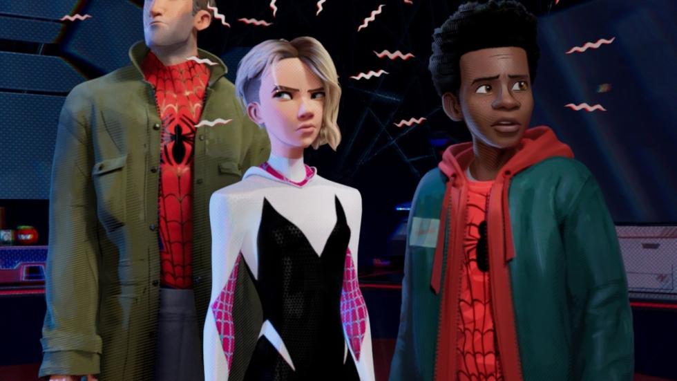 Nog meer Spider-Men in 'Spider-Man: Into the Spider-Verse'