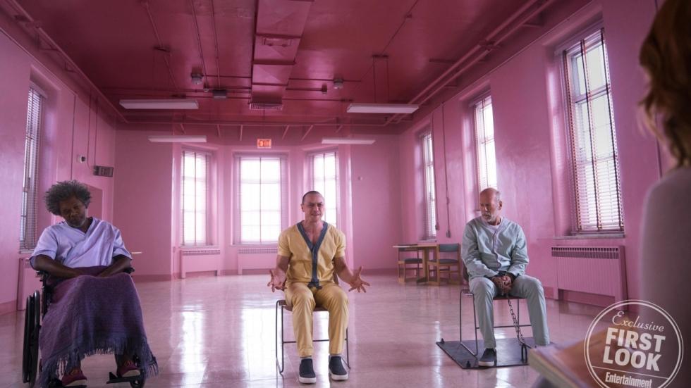 Heerlijke eerste trailer 'Unbreakable'-vervolg 'Glass'