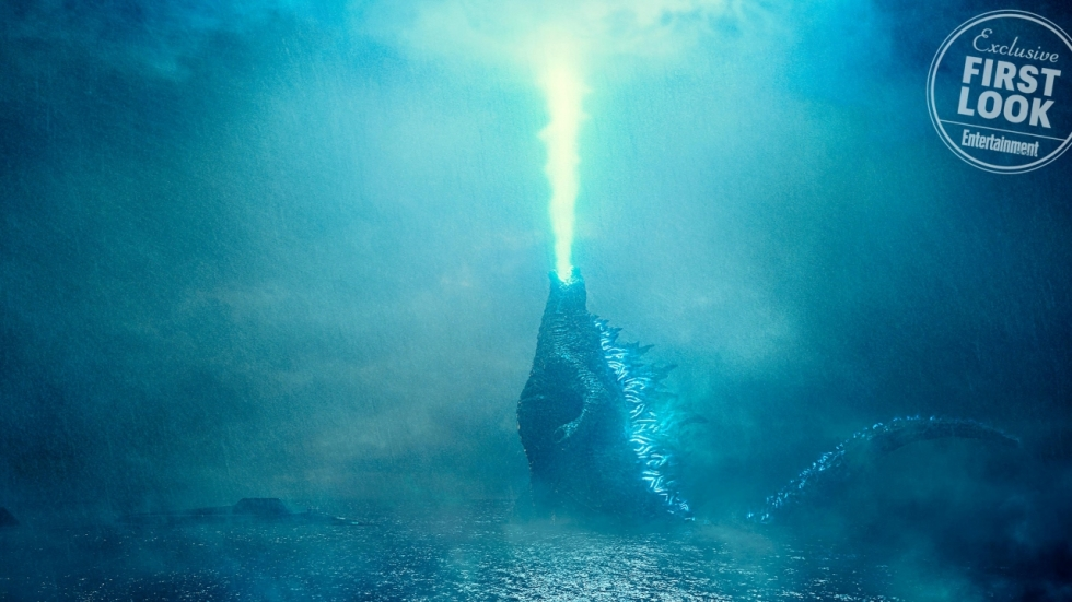 Spectaculaire eerste trailer 'Godzilla: King of Monsters'