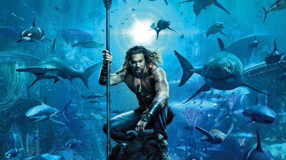 Eindelijk de eerste trailer van 'Aquaman'!