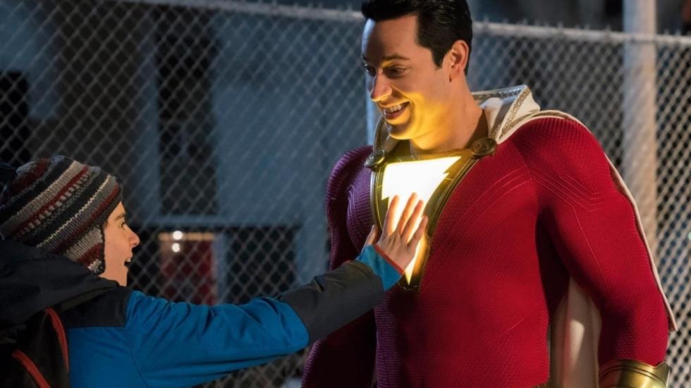 SHAZAM! Eerste trailer van de DC-film nu al te zien