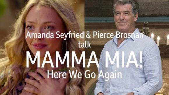 Kremode and Mayo - Amanda seyfried & pierce brosnan interviewed by simon mayo