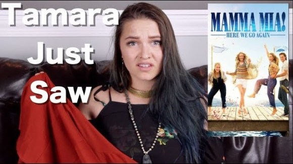 Channel Awesome - Mamma mia 2 - tamara just saw