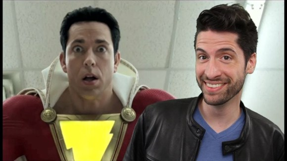 Jeremy Jahns - Shazam - teaser trailer review